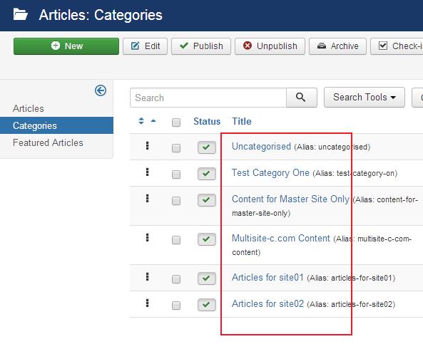 Как сделать категории для сайта нижний тагил создание сайтов
