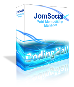 JomSocial-Paid-Membership-Manager